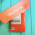 Love getting Shutterfly packages. Teaspoon of Nose