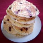 Snow day pancakes. Teaspoon of Nose