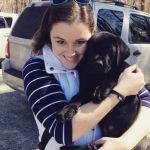 My cousin puppy, Finn! Teaspoon of Nose