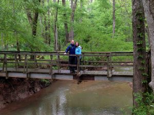 At Eno River State Park in Durham, NC for #triangletuesday #Trianglebucketlist