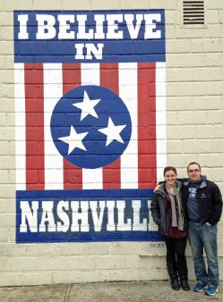 Nashville or bust! Recounting our 48 hours exploring Nashville!