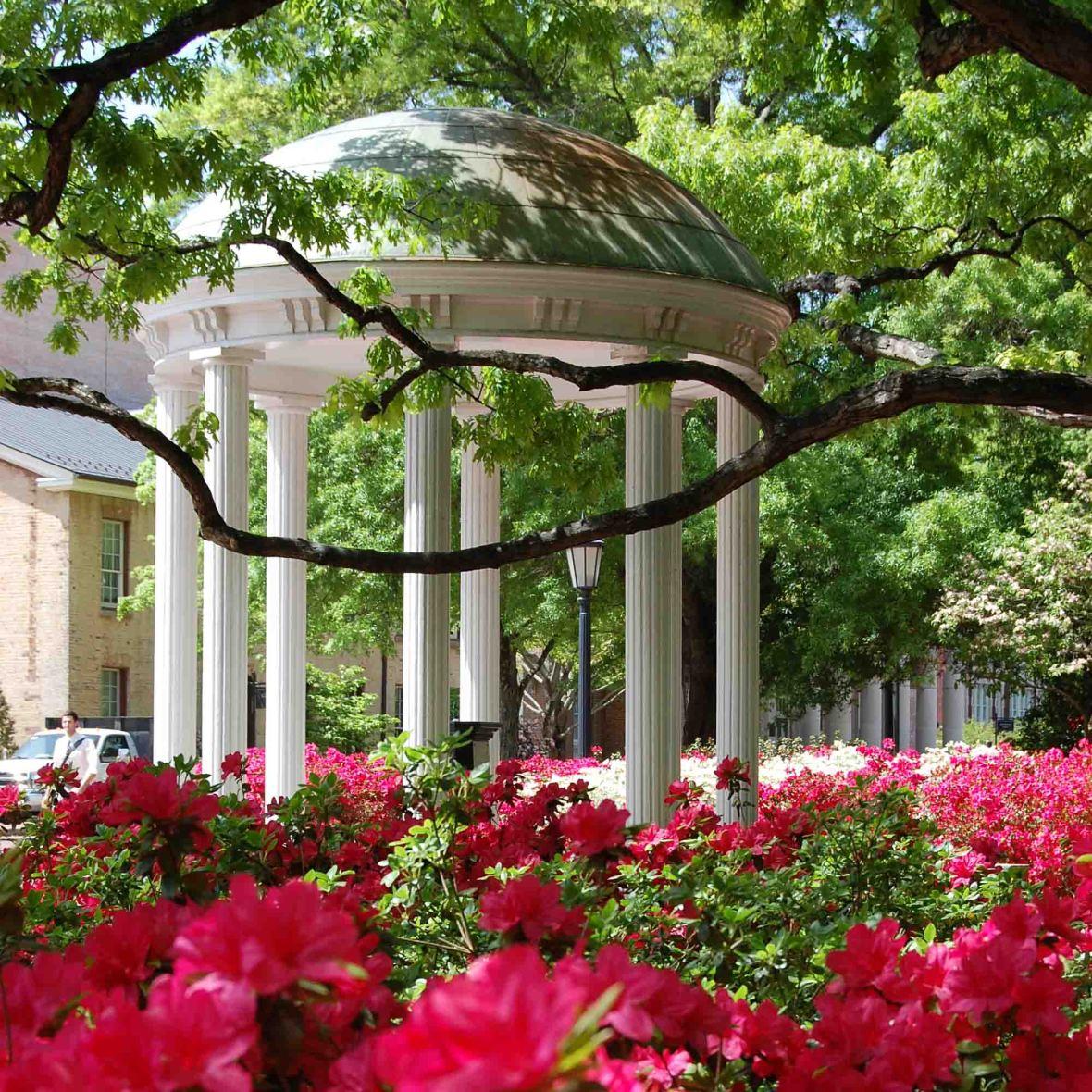 Chapel Hill on my #trianglebucketlist