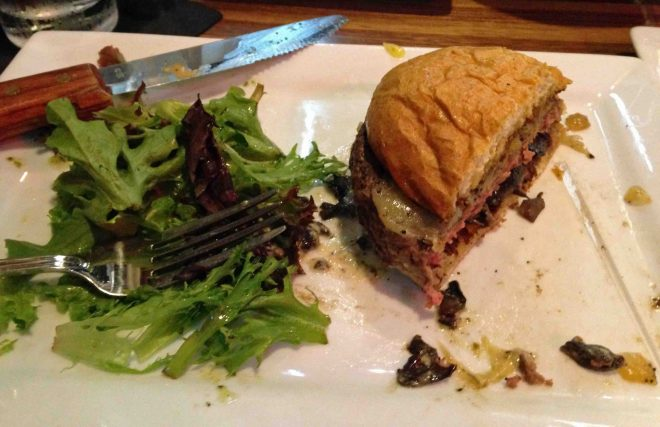 I loved New Zealand style Burger Bach in Durham, NC