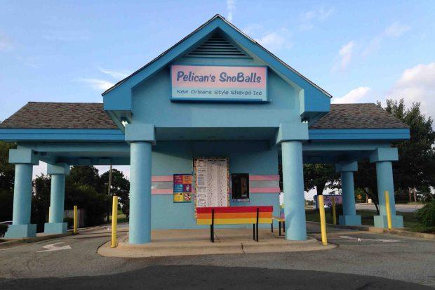 Savoring summer at Pelican's Snocones! #trianglebucketlist #triangletuesday