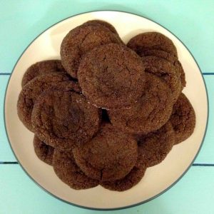 Chocolate Sugar Cookies are the perfect gooey dessert to satisfy your sweet tooth!