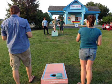 Savoring summer at Pelican's Snocones! #trianglebucketlist #triangletuesday