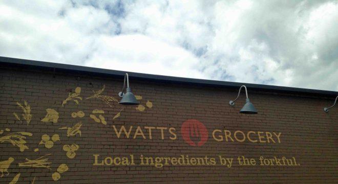 Delicious farm-to-table brunch at Watt's Grocery #trianglebucketlist #triangletuesday