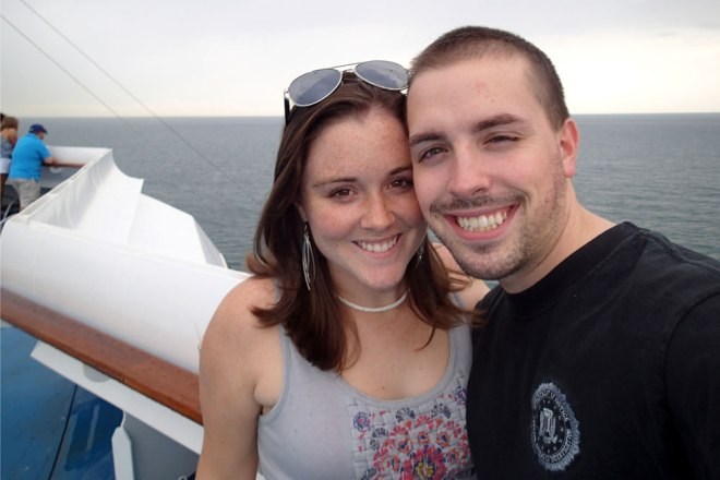 Cruisin' on the Carnival Valor!
