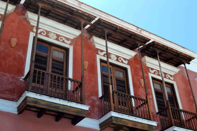 Latin American colors meets Spanish flair in San Juan, Puerto Rico!