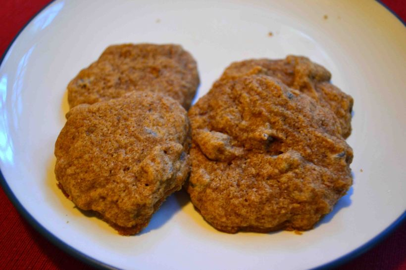 Pumpkin Chocolate Chip cookies are always a crowd pleaser!!