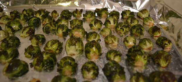 Balsamic Brussels Sprouts make for a delicious and easy side dish!