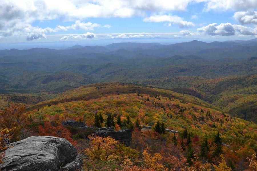 Weekend getaway in the Blue Ridge Mountains!