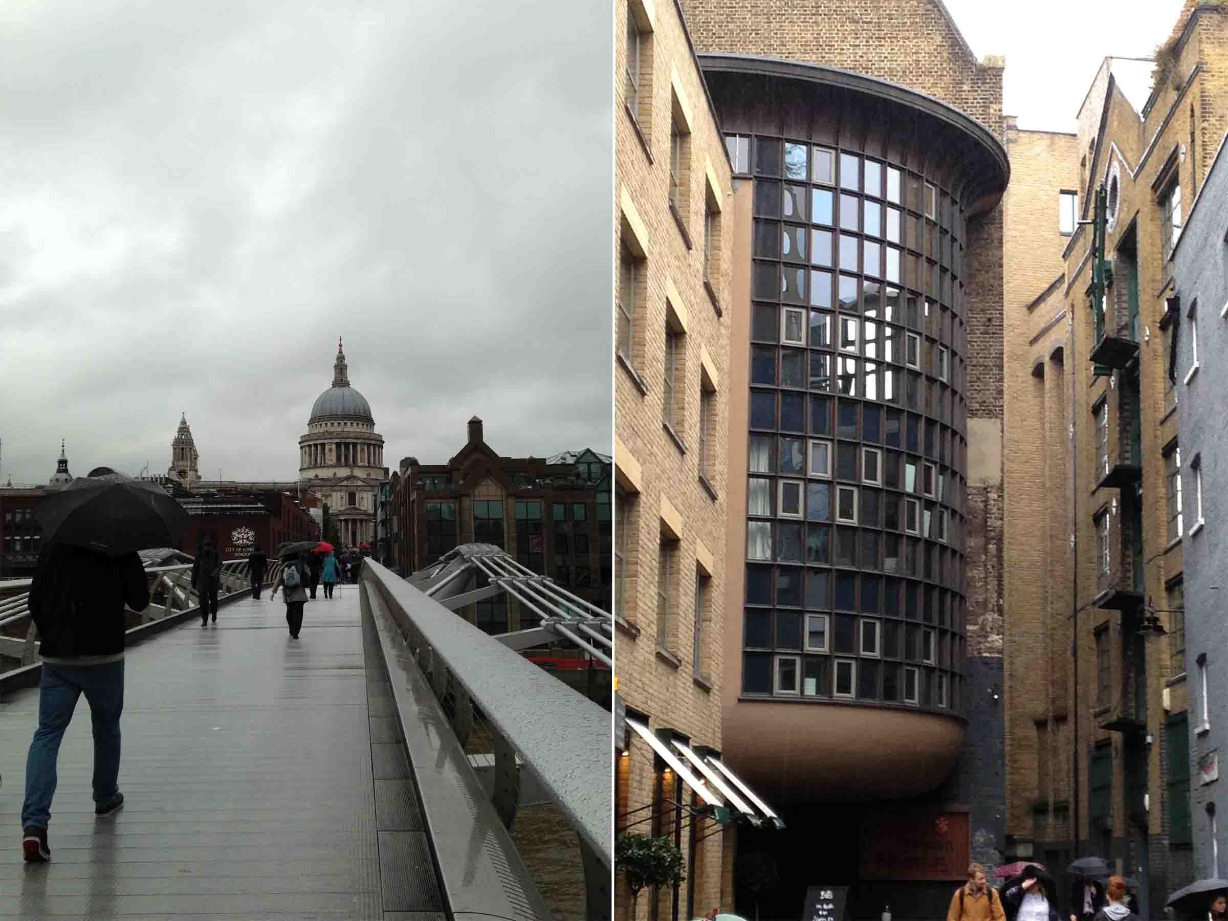Exploring London!
