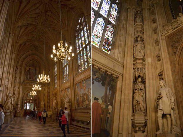 Exploring London: Parliament