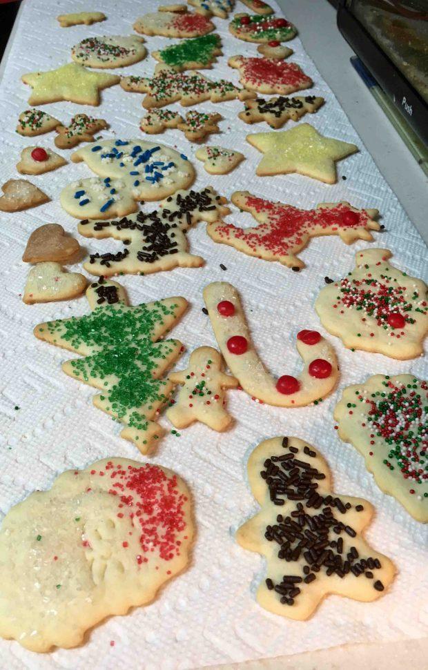 Christmas cookies 10