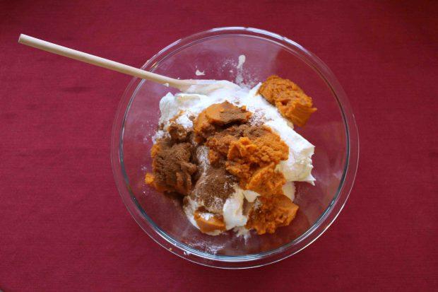 Easy pumpkin dip!