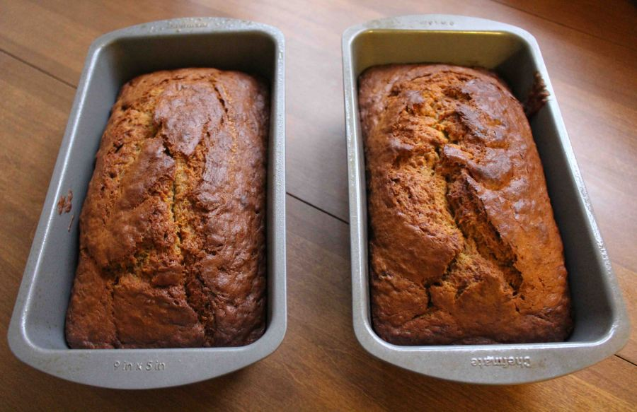 You can't go wrong with mom's classic banana bread!