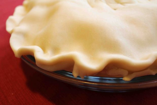Nothing says the holidays like classic apple pie!
