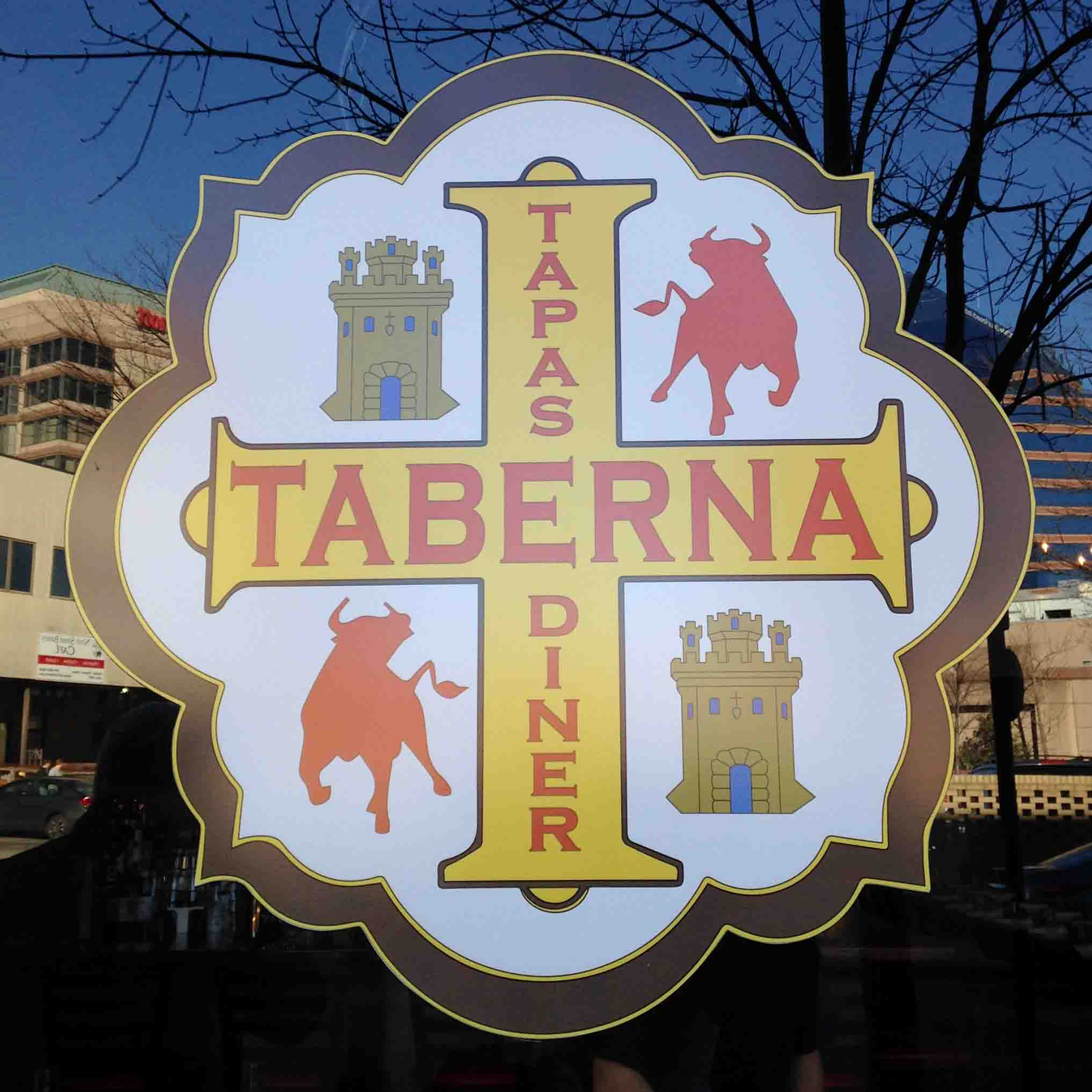 Taberna Tapas has got to be one of my favorite restaurants in Durham! #TriangleBucketList