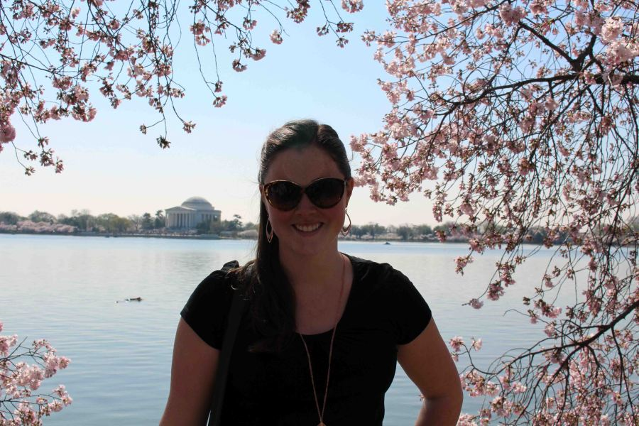 A spring weekend eating and exploring through DC!