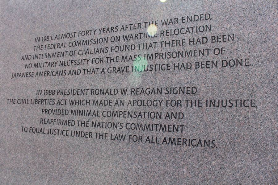 The memorial to Japanese-American Patriotism is a moving and seriously underrated DC site.