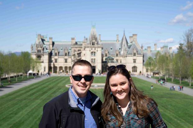 Exploring America's largest castle!