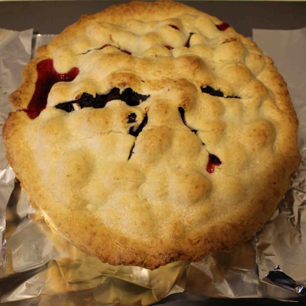 Blackberry pies are the essence of summer!