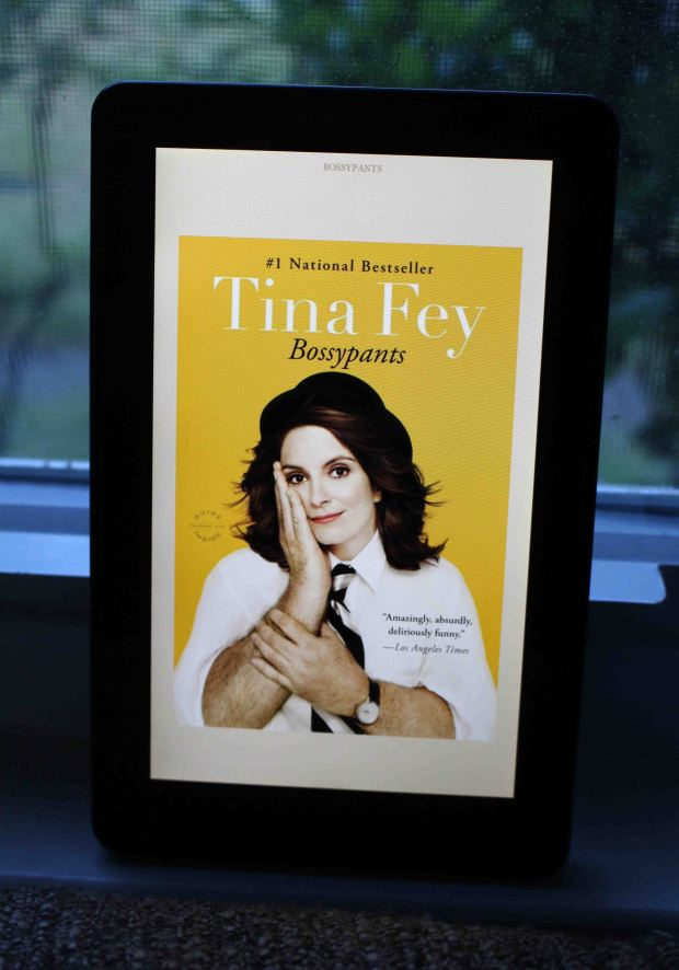 Tina Fey's Bossypants. Read it.