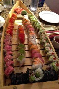 Shiki sushi for the win!