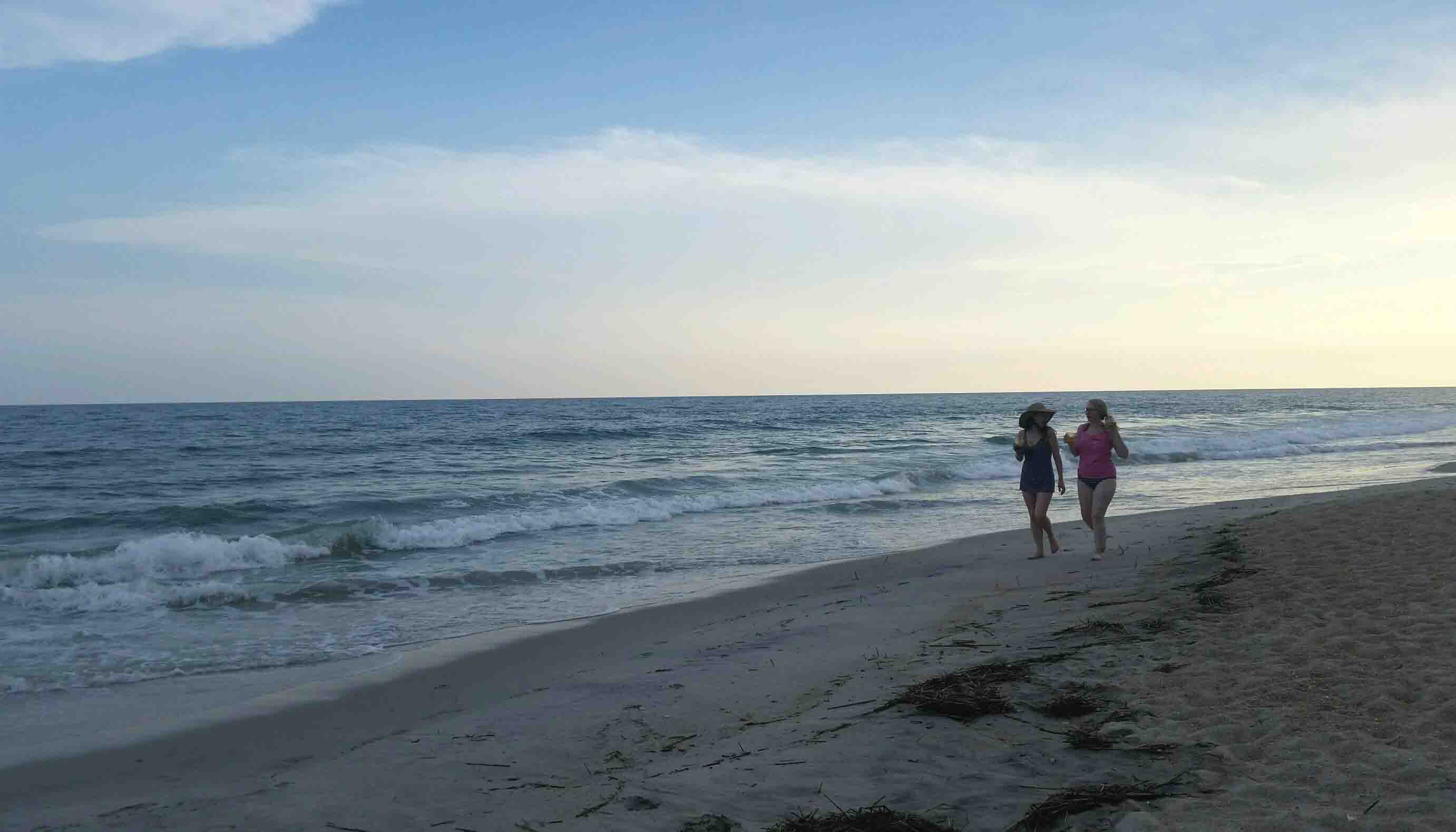 A relaxing bachelorette weekend at the NC coast!