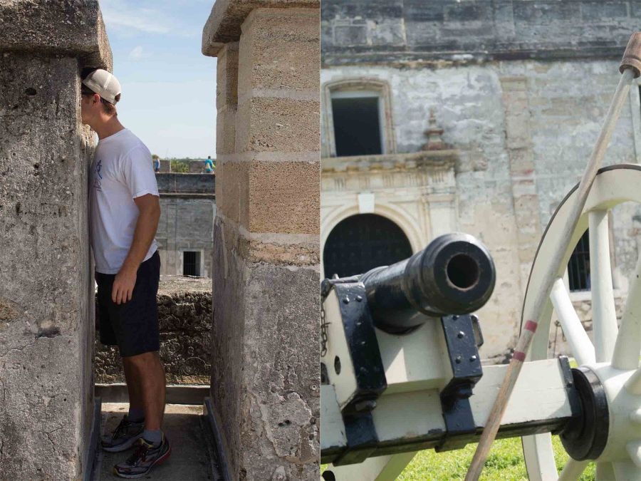 Exploring America's oldest city!