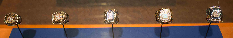 Celebrating UNC's powerhouse basketball program at the Carolina Basketball Museum!