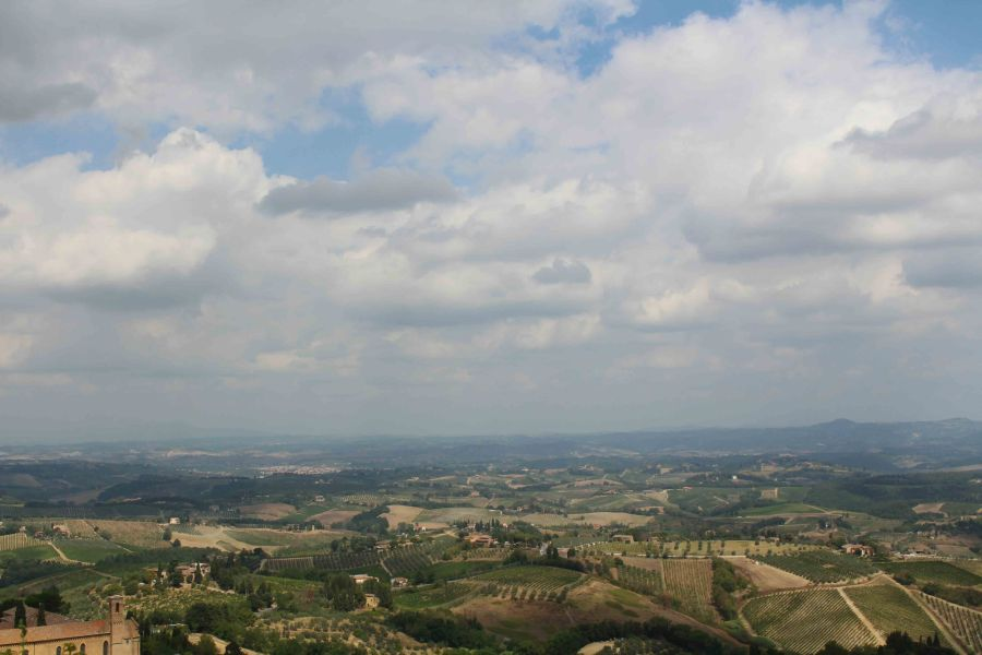San Gimignano: the little town with big towers!