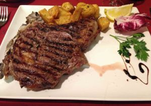 Florence Florentine Steak
