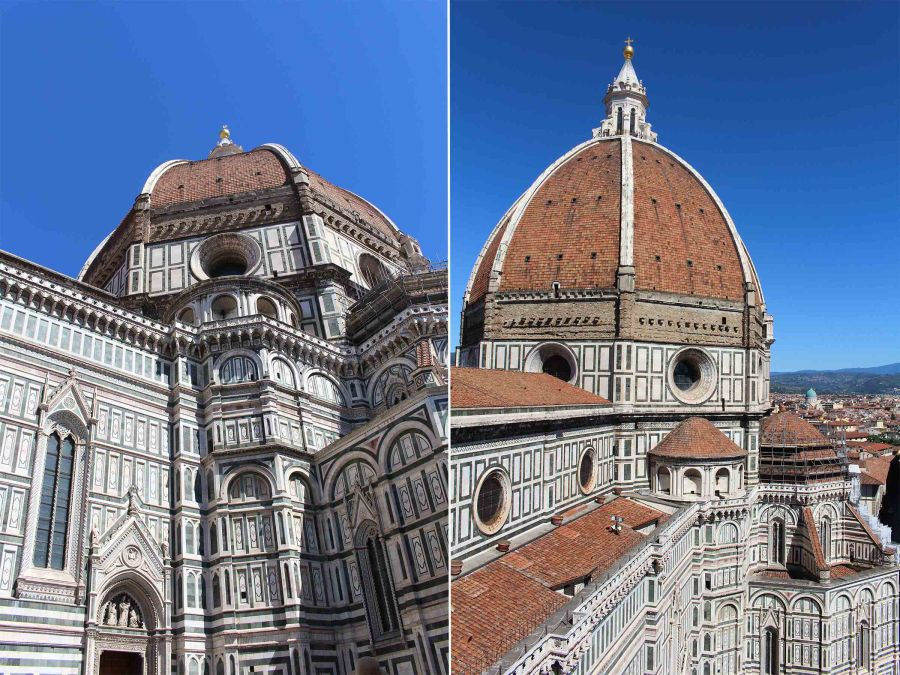 Views of the Duomo!