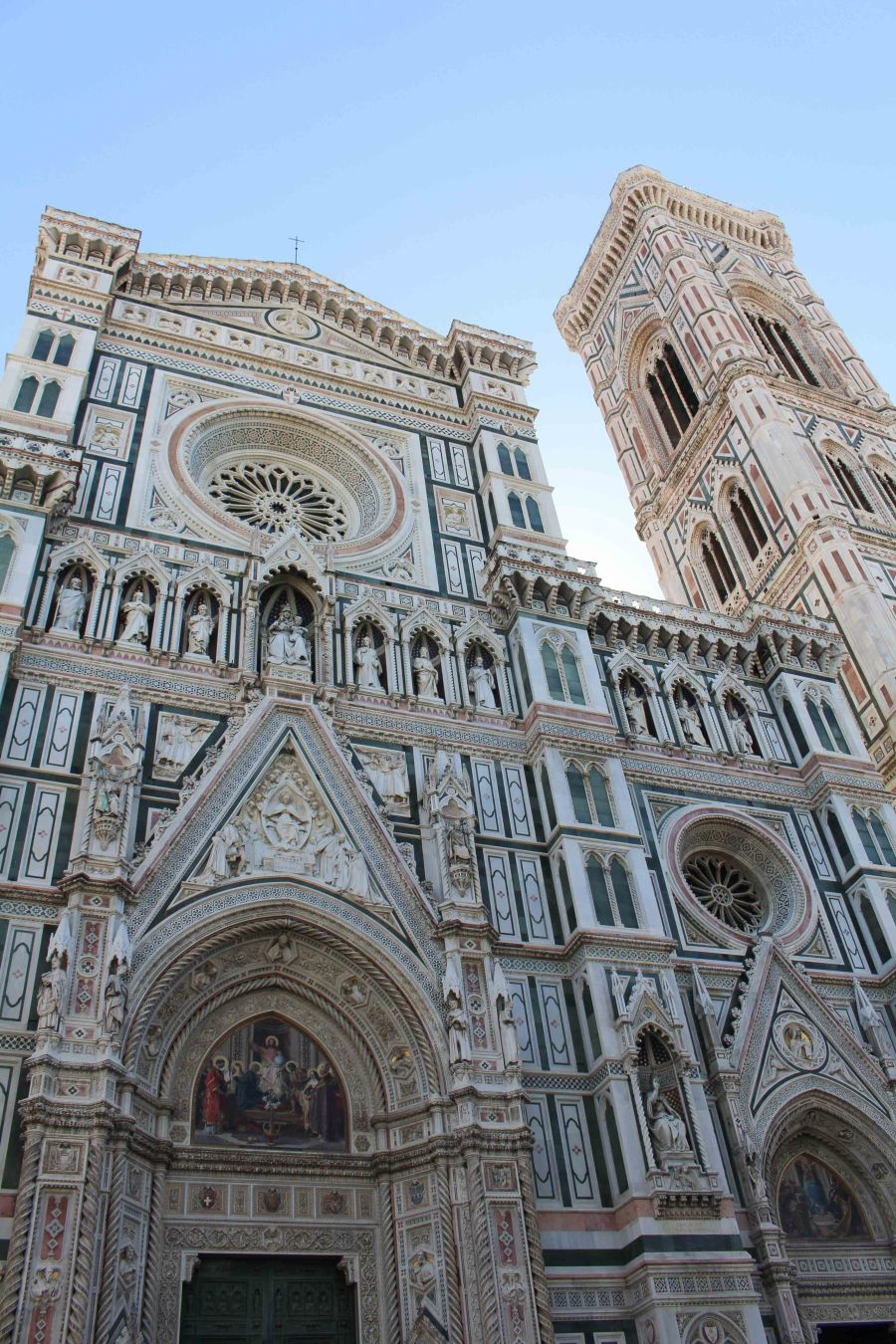 Florence's Cathedral front
