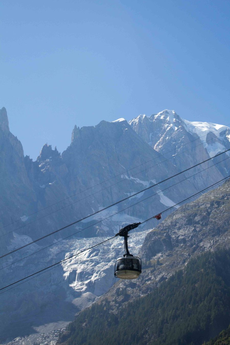 Paragliding in the Alps is the BEST thing to do in Chamonix!