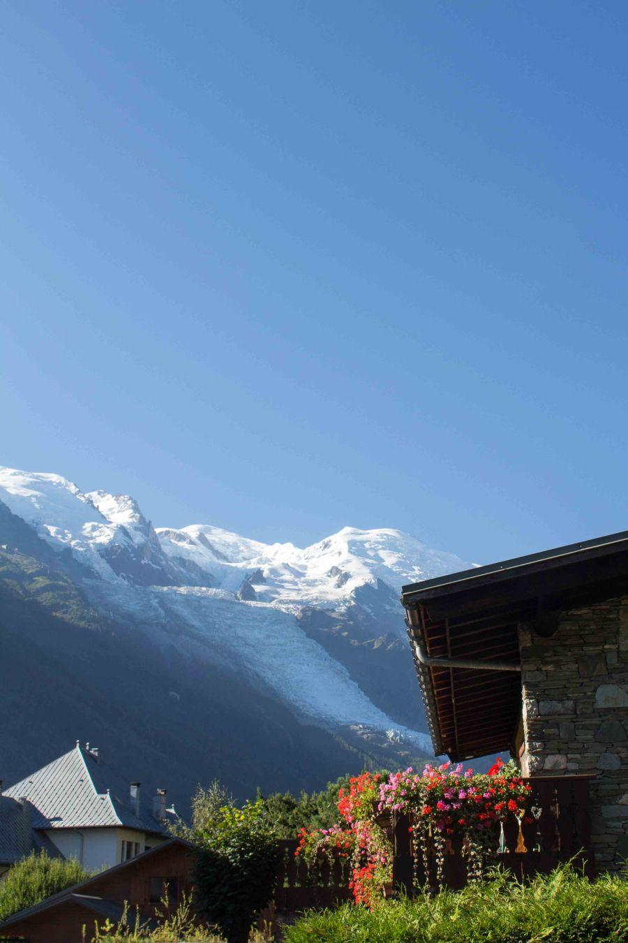 A few of my favorite things about Chamonix!