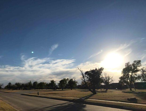 I love these Oklahoma skies!