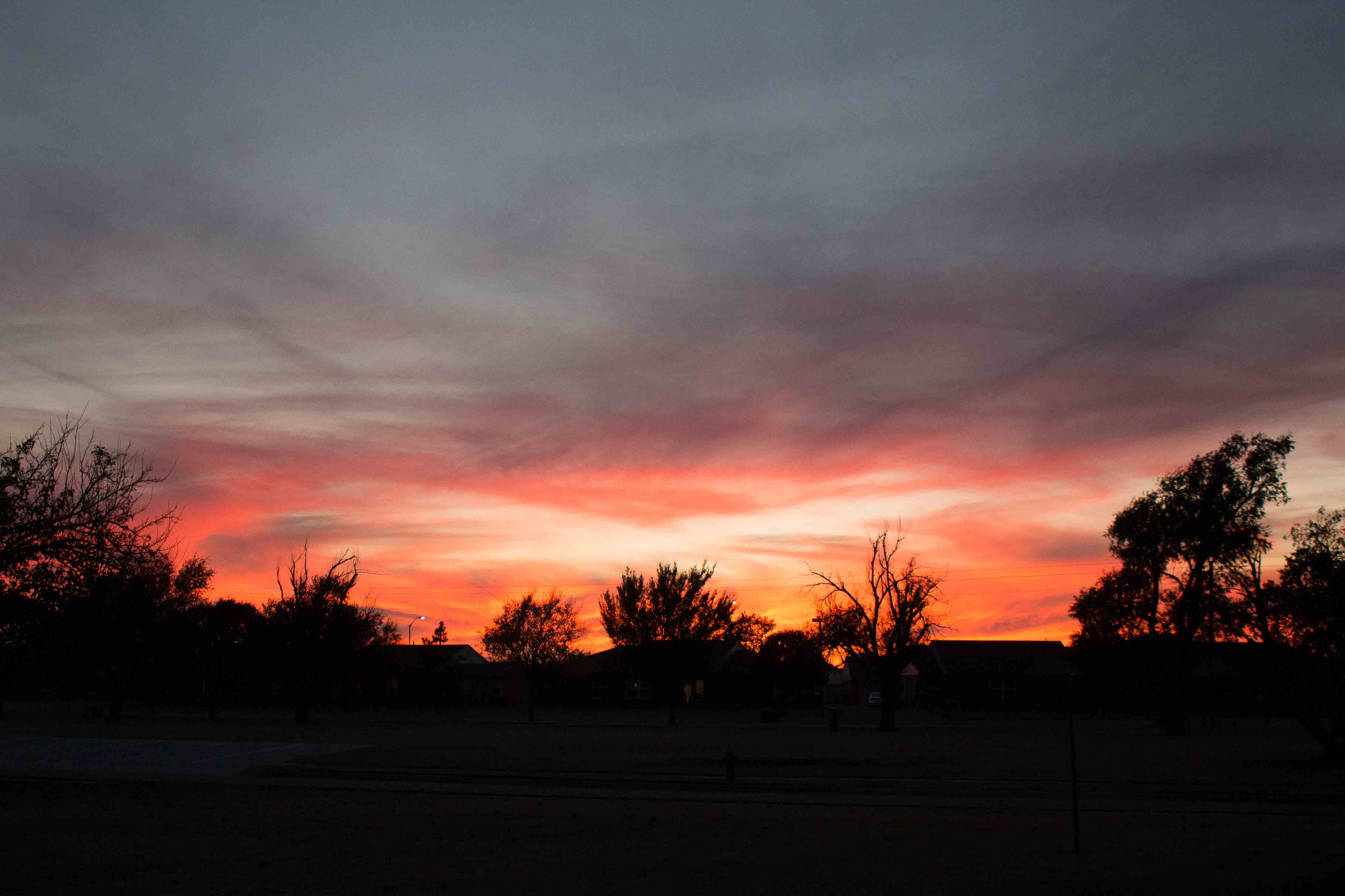 thanksgiving-sunset