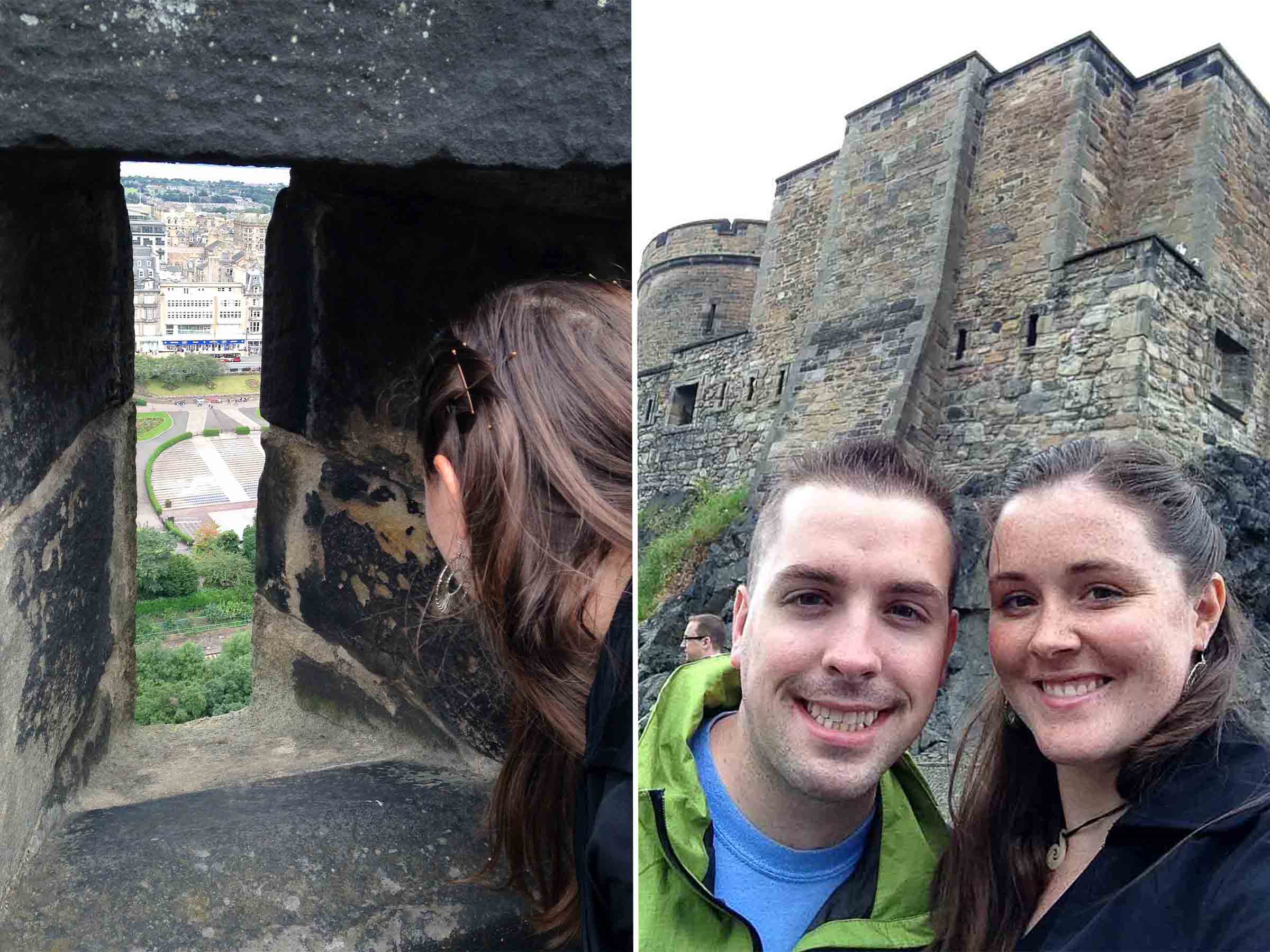 Here's the best parts of Edinburgh, Scotland!