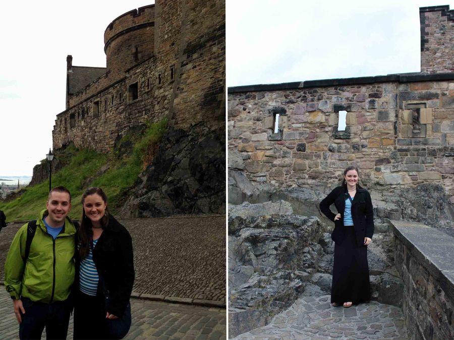 Here's the best parts of Edinburgh, Scotland!