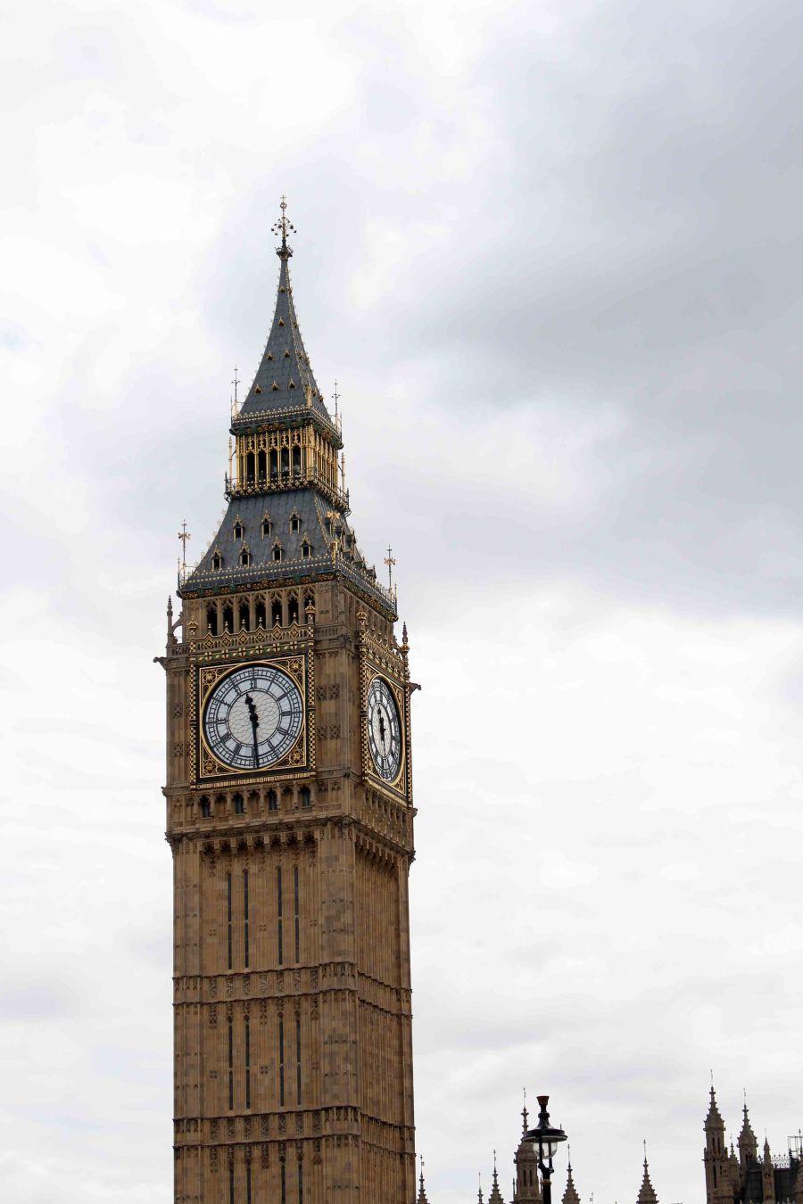 Seeing London in a weekend!