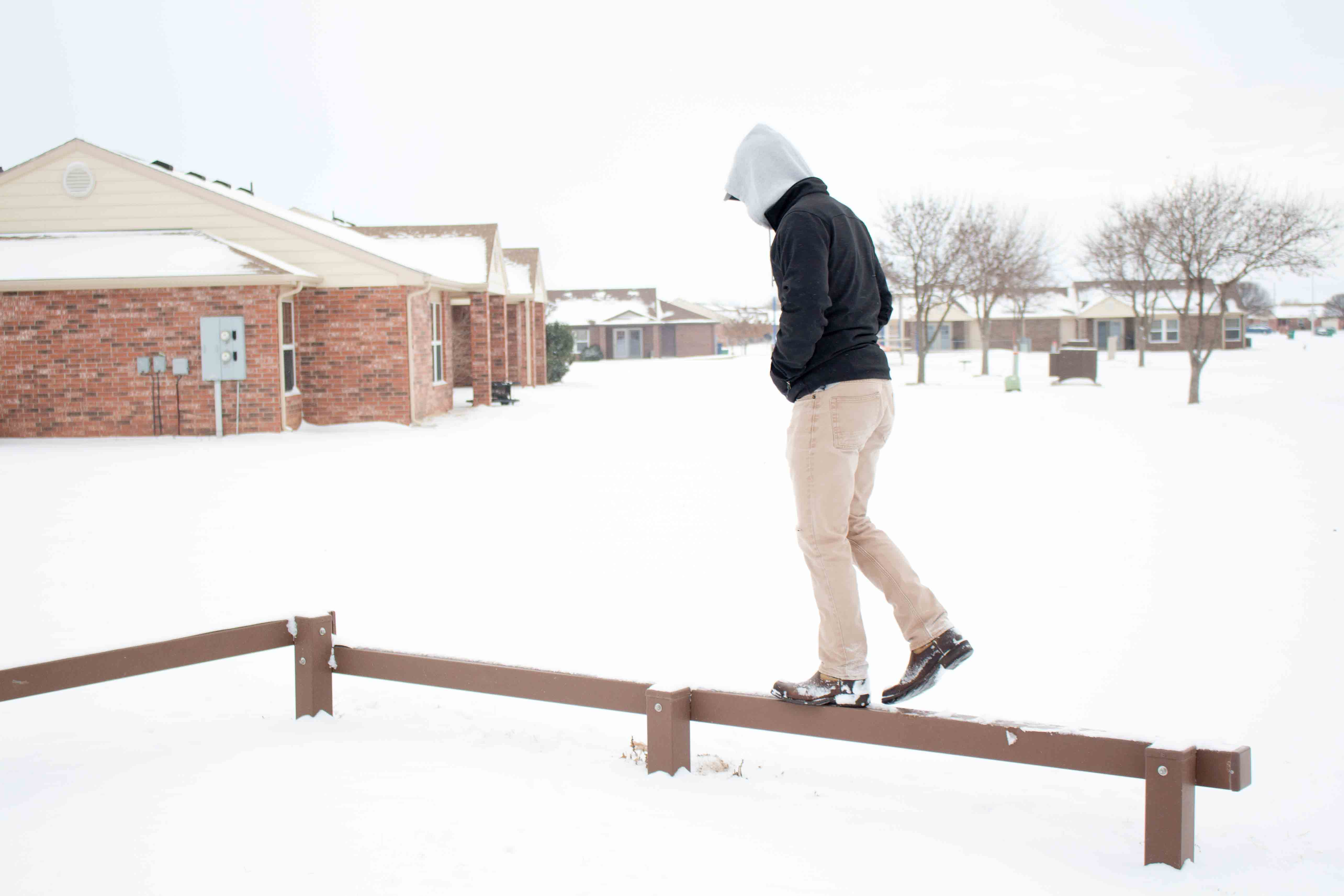 Snow days are the best days!