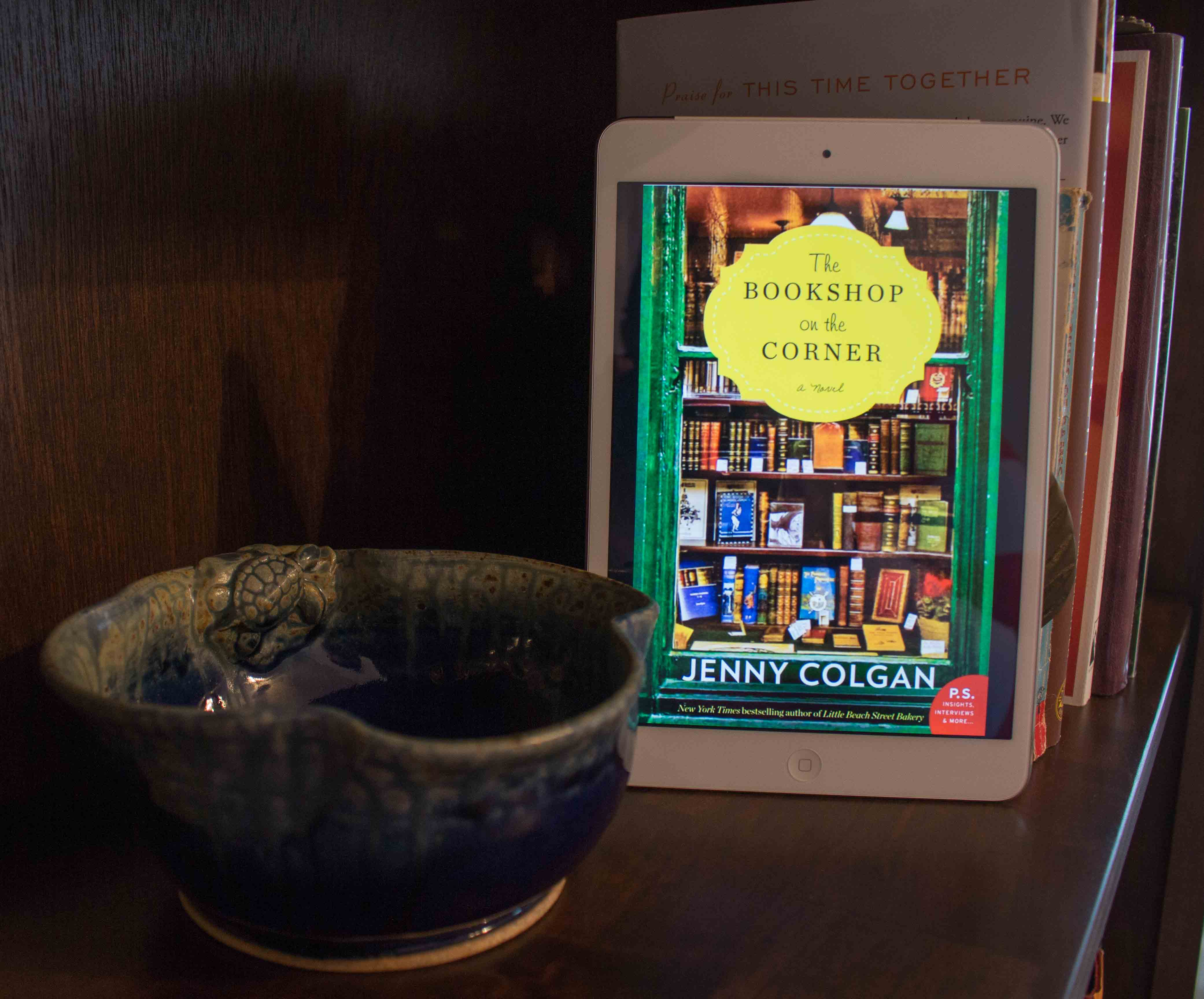 Looking for a great fiction read? I loved the Bookshop on the Corner!