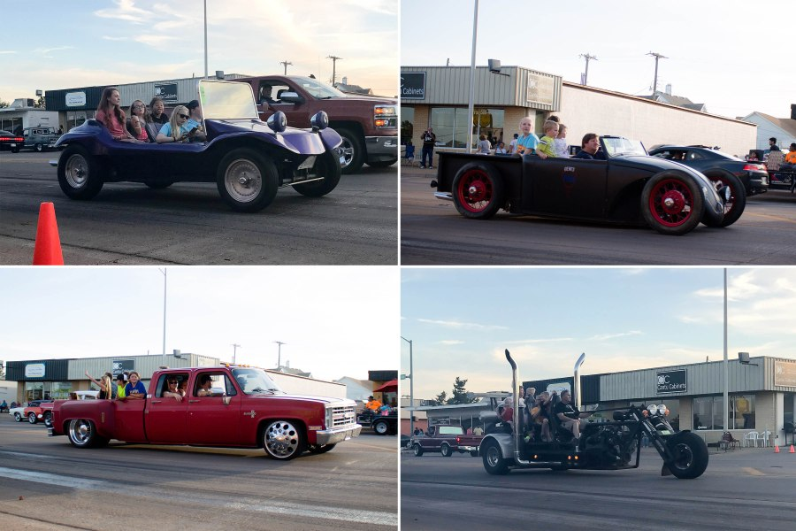 Classic cars to crazy creations at the Altus Rockin' Rumble, Oklahoma!