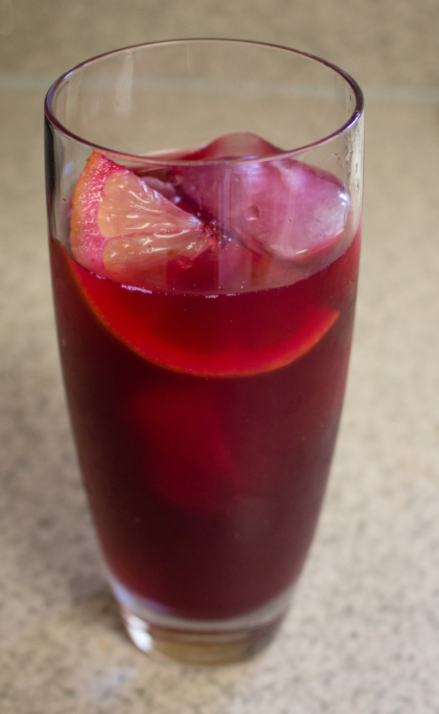 Sparkling Blueberry Lemonade is sweet, tart & fruity! Easy to make an sippably delicious on hot summer days.
