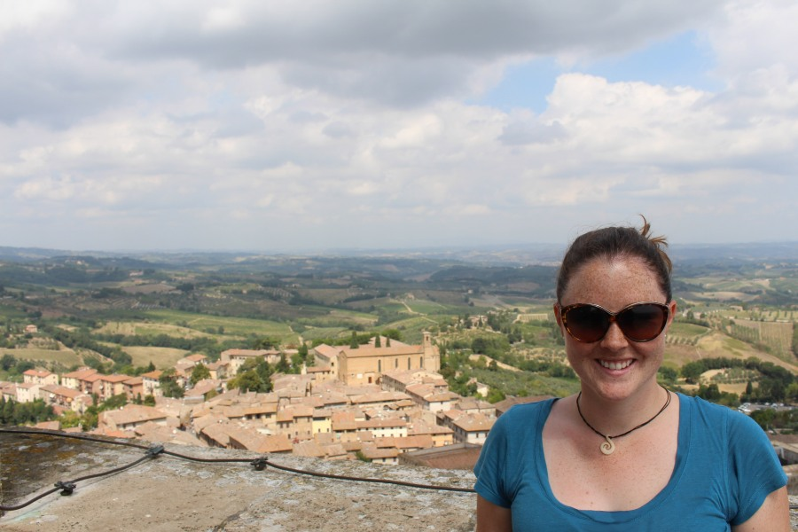 Wanderlust fulfilled while traveling around Italy!